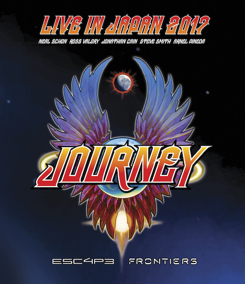 Journey To Release New Live Album And DVD, Live In Japan