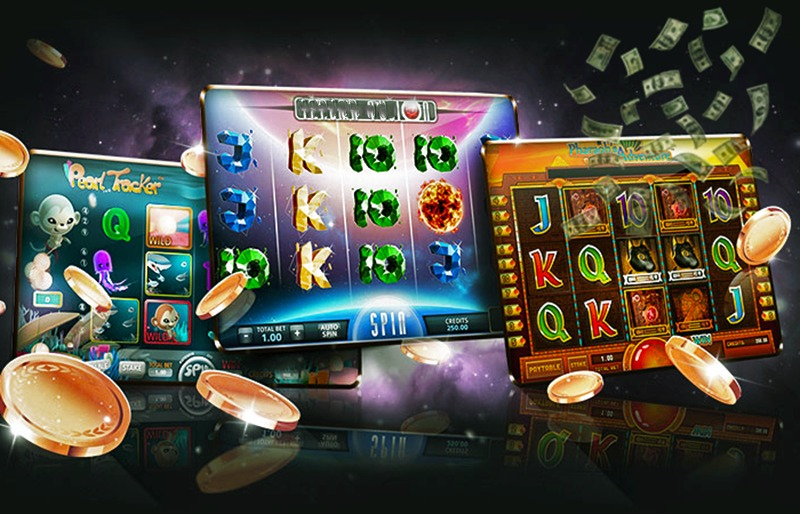 Modern slot games
