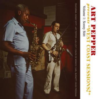 Art Pepper Duets With Sonny Stitt, Pete Jolly ('West Coast